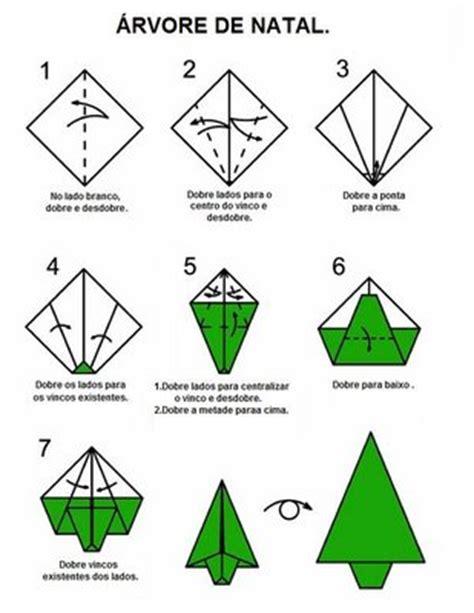 Origami Natal - matemathike origami de natal