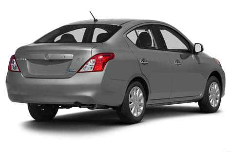 2013 Nissan Versa Price Photos Reviews Features