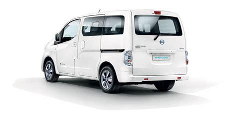 corporate nissan nissan e nv200 company car fleet nissan corporate sales