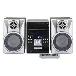 technics sc ch550 mini hi fi system component stereo audio
