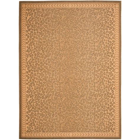safavieh cy6126 39 courtyard indoor outdoor area rug gold lowe s canada safavieh courtyard gold 6 ft 7 in x 9 ft 6 in indoor outdoor area rug cy6100 39 6