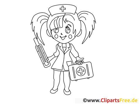 clipart infermiere infirmi 232 re dessin 224 t 233 l 233 charger sant 233 224 colorier sant 233