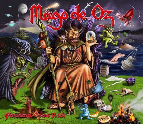 imagenes ocultas portadas mago de oz cr 237 tica de quot finisterra opera rock quot por mariano muniesa