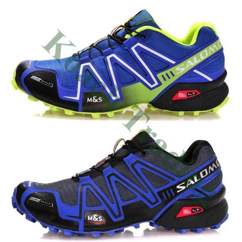 Sepatu Boots Salomon 2014 new s salomonlied speedcross 3 athletic running sports shoes outdoor us 7 11 5