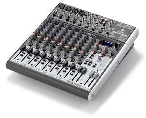 Mixer Xenyx X1622usb behringer xenyx x1622usb image 2045813 audiofanzine