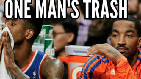Jr Smith Meme - j r smith expertly trolls knicks fans after cavaliers win
