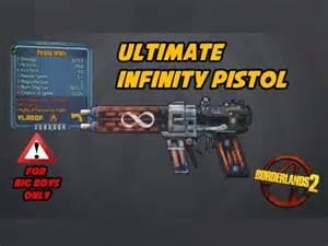 Infinity Borderlands 2 Borderlands 2 Ultimate Infinity Pistol