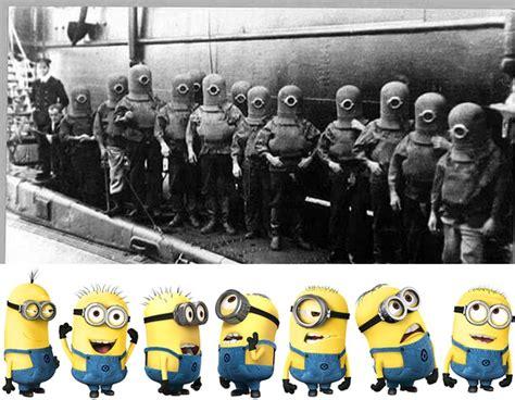 Imagenes Minions Nazis | la equivocada conspiraci 243 n que relaciona a los minions con