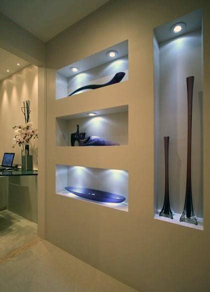 top   recessed wall niche ideas interior nook designs