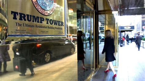 trump tower inside for 23 million you can be donald trump s neighbor
