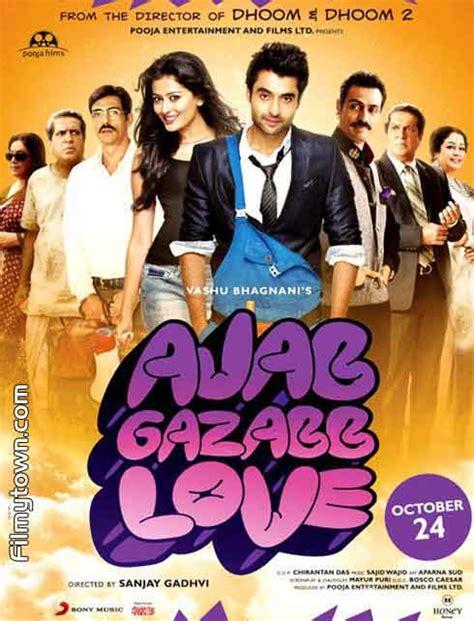 film comedy romance india ajab gazabb love filmytown bollywood movies hindi