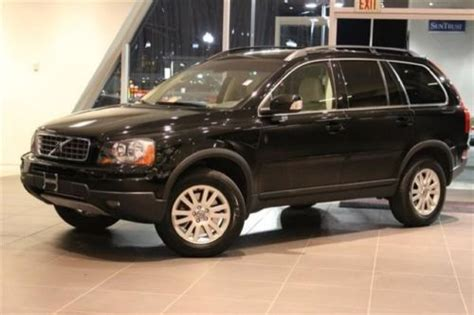 2008 volvo xc90 i6 find used 2008 volvo xc90 i6 leather awd sunroof in