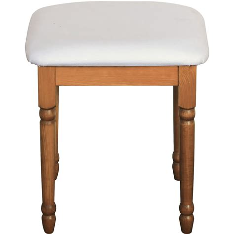 Stool Table by Dressing Table Stool Pine Steens Richmond