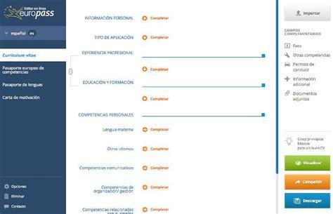 Plantillas De Curriculum Vitae Para Artistas c 243 mo hacer el mejor curr 237 culum vitae plantillas gratis
