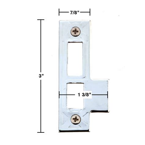 decorative door latch door latches bright chrome decorative door latch strike