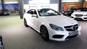 2015 mercedes e 350 coupe amg sport package
