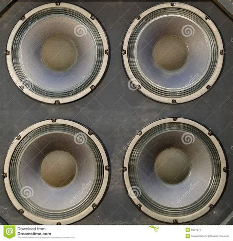 Speaker Aktif Big Bass big bass speaker cabinet royalty free stock photography image 9631977