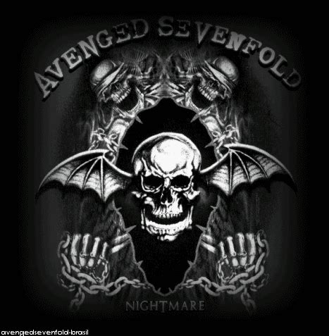 A7x Avenged Sevenfold Metal Band avenged sevenfold avenged sevenfold