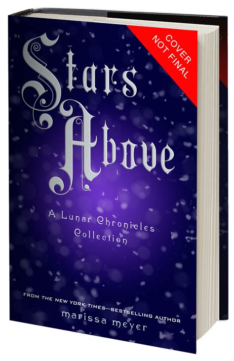 stars above a lunar carina s books news stars above by marissa meyer