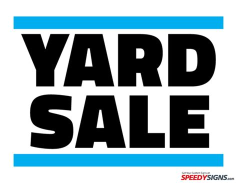 yard sale template 14 best images of free printable garage sale signs