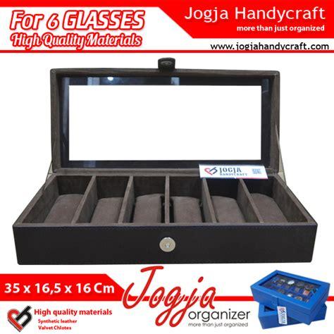 Box Kacamata box kaca mata vinyl isi 6
