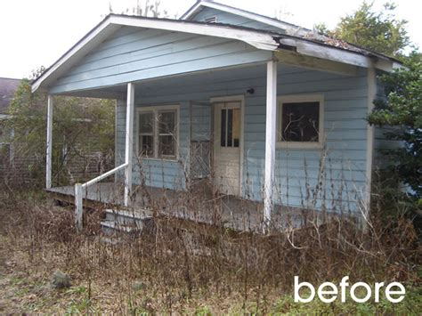 pictures of before and after renovated mobile homes
