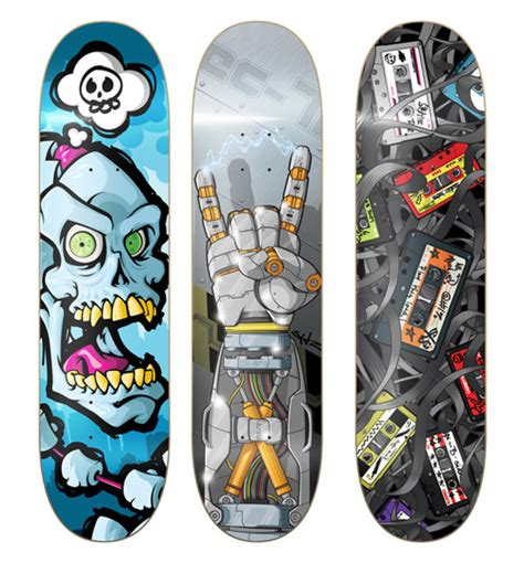 skateboard deck design beautiful and stunning skateboard designs for inspiration