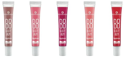 Lipgloss Bb essence try it it primavera estate 2016 trucchi tv
