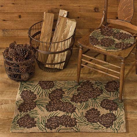 walk rugs walk in the woods hooked rug