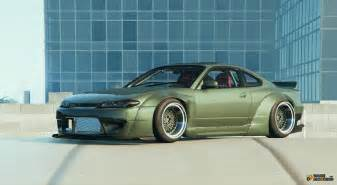 nissan silvia rocket bunny cars for gta 5 download car mods for gta v free 187 page 97