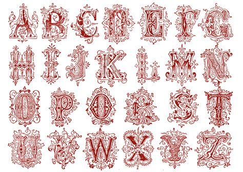 printable victorian alphabet vintage alphabet vectorized and png wings of whimsy