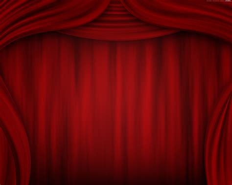 red curtain theatre red curtain background theatre stage psdgraphics