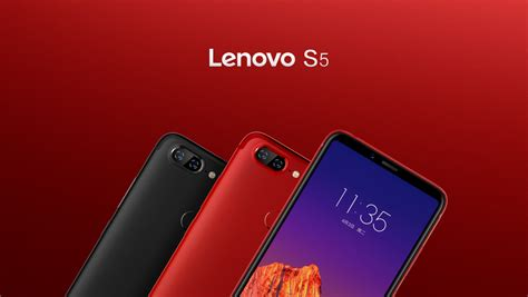 Lenovo S5 lenovo s5 launched with snapdragon 625 18 9 display dual cameras
