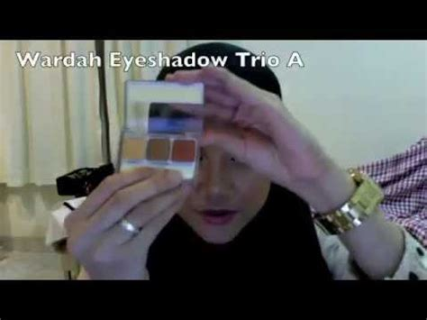 Eyeshadow Wardah Vs Makeover tutorial make up with wardah cosmetic 2018 2019