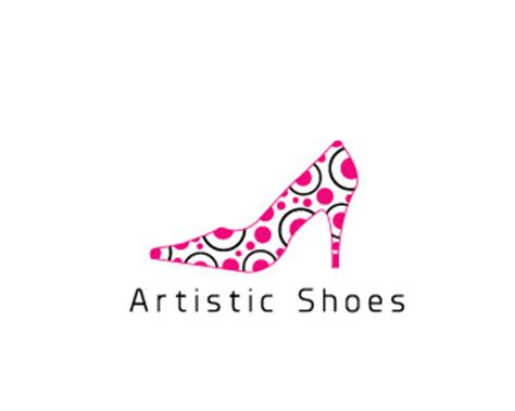 sneaker logo design artistic shoes designed by shawlinmohd brandcrowd