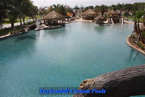World S Largest Backyard Swimming Pool In Texas Xcitefun Net Largest Backyard Pool
