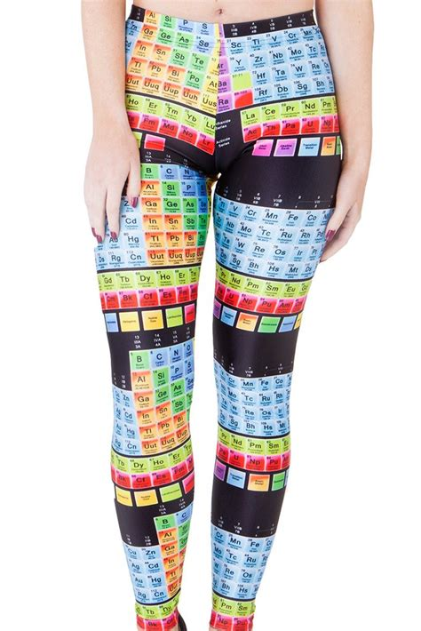 periodic table socks periodic table living dead clothing