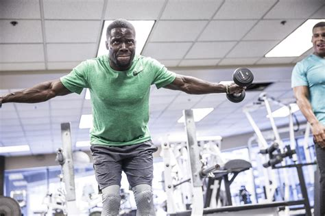 kevin hart gym inner strength kevin hart s training routine is no joke