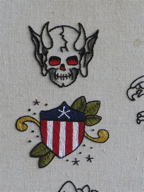 tattoo flash embroidery pinterest the world s catalog of ideas