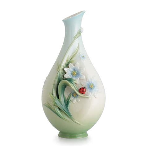 Franz Vase Collection franz porcelain collection ladybug small vase