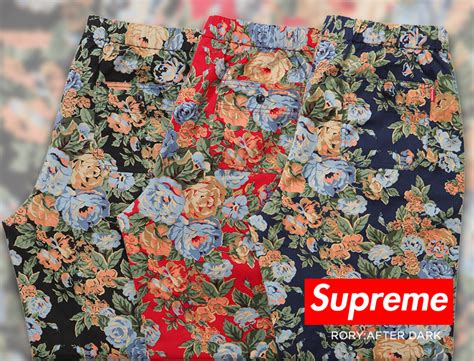 Iphone X Supreme Floral Pattern Hardcase supreme floral print pattern www pixshark images galleries with a bite