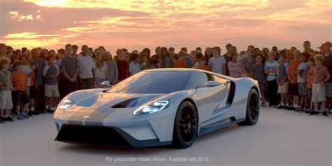 new colors for 2017 ad ad break 2017 ford gt magnetic by design ford authority