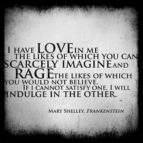 mary wollstonecraft shelley quote frankenstein frankenstein quotes with page numbers top ten quotes