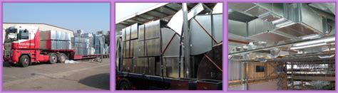 Ductwork For Air Conditioning Ventilation And Extraction