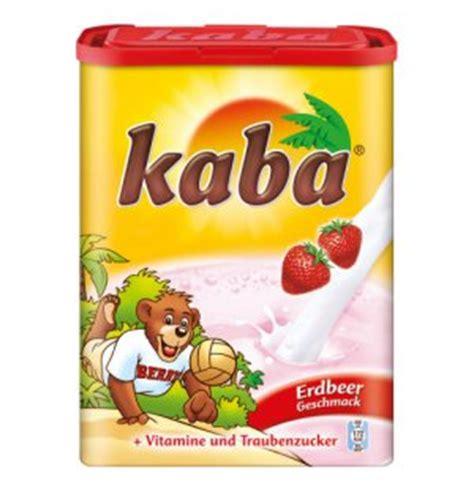 kaba erdbeer strawberry milk drink 400g original