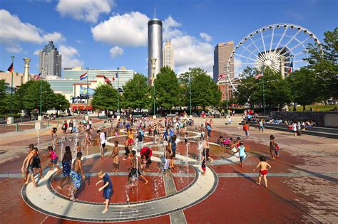 and atlanta atlanta staycation what to see do and eat