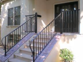 front porch banisters wrought iron outdoor railings ornamental iron porch