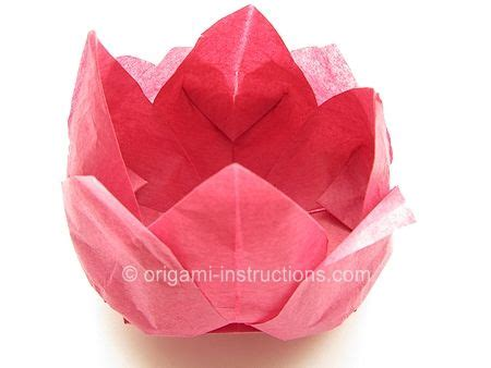 Origami Napkin Flower - 323 best images about asian theme on