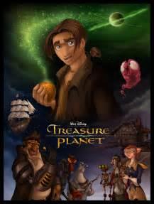 disney s treasure planet by dolphydolphiana on deviantart