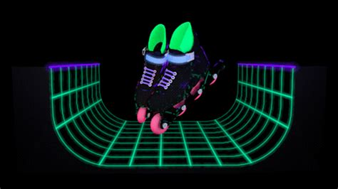 Rollerblading Alien Gifs Find Share On Giphy Animated Gif Lights